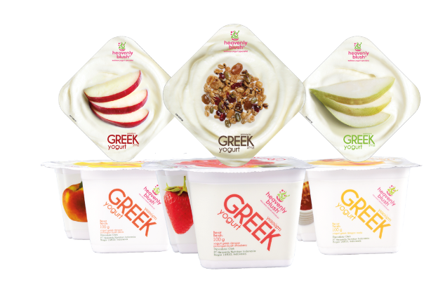 Heavenly Blush Greek Yogurt, Camilan Sehat Tinggi Protein