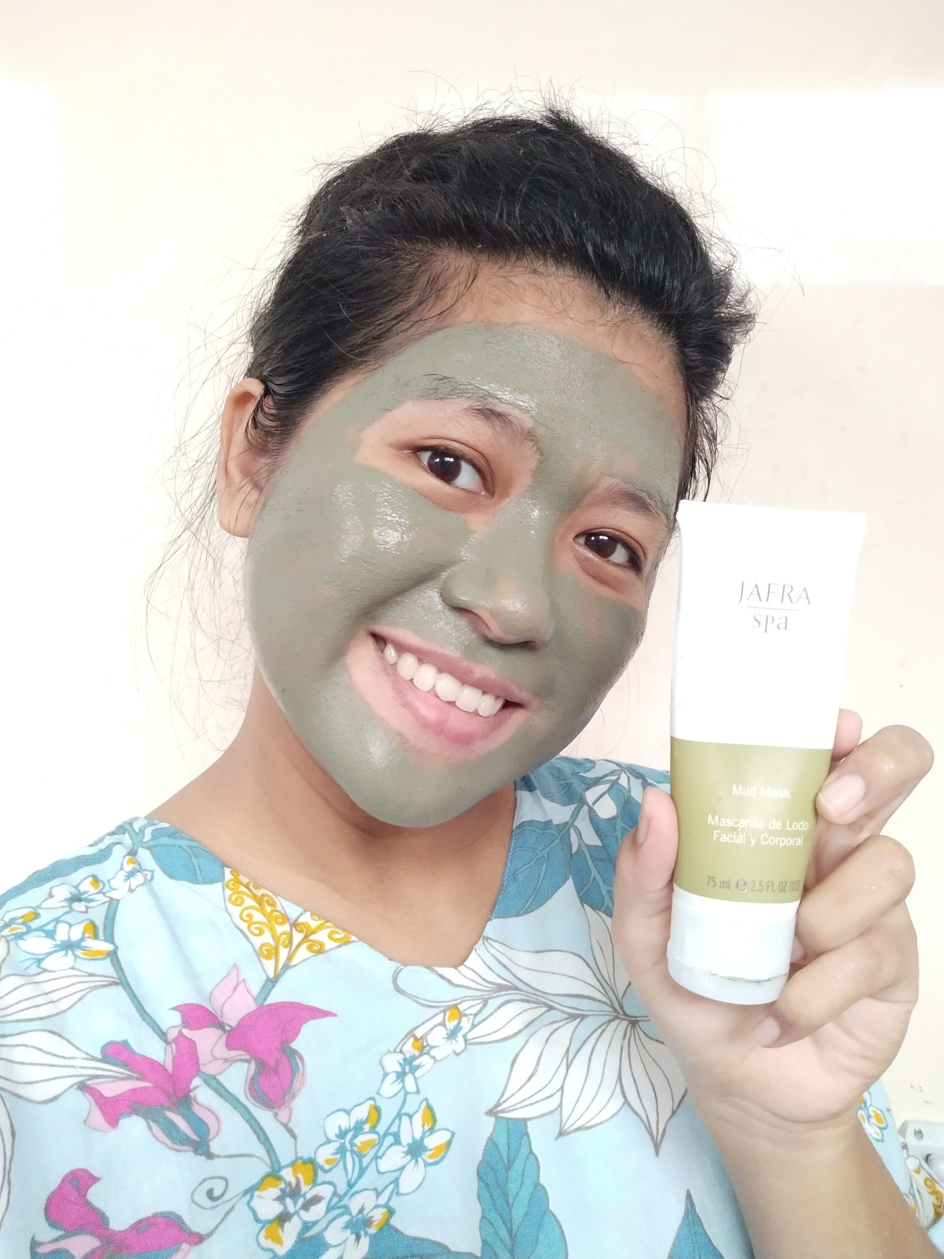 Review Mud Mask Jafra