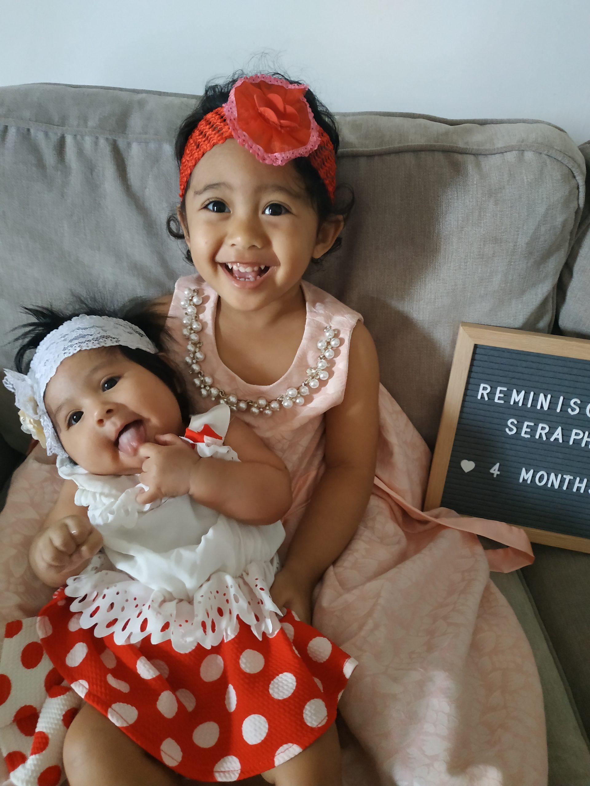 Parenting Tips : Saat Kakak Punya Adik Baru