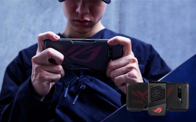 Review ASUS ROG Phone 3 The Ultimate Winner