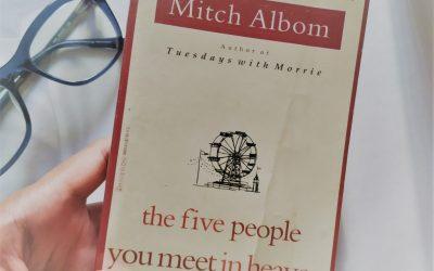 [Review Buku] The Five People You Meet in Heaven