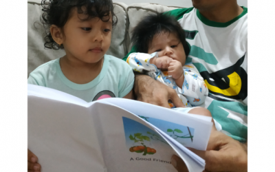 Let's Read to Our Kids, 8 Tips Membacakan Buku